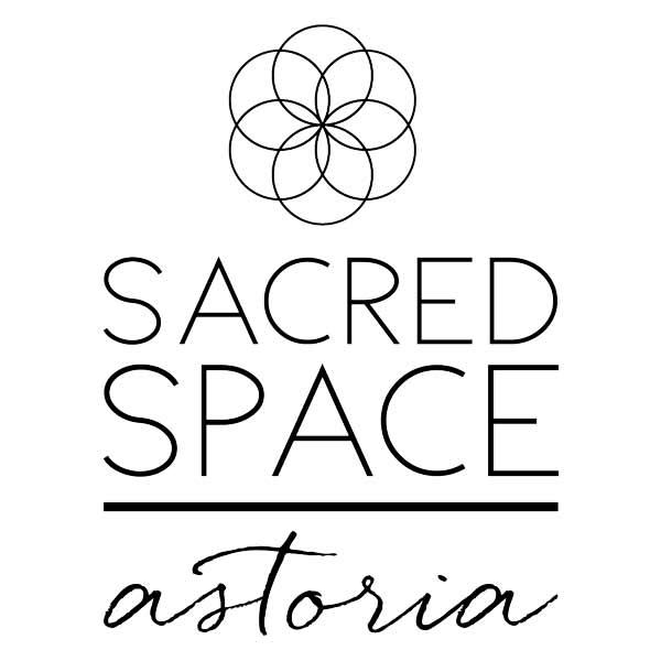 Sacred Space Astoria logo