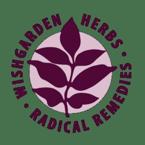 Wishgarden herbs - radical remedies Logo