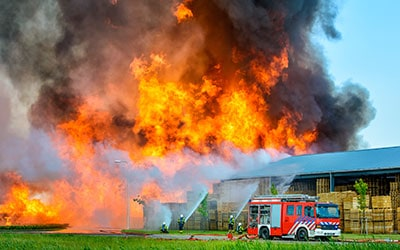 Industrial Fires & Explosions