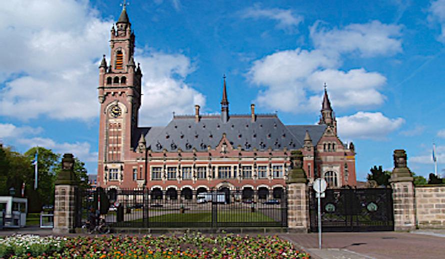 Palacio de Justicia, la Haya