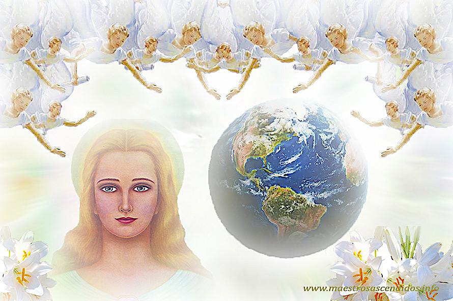 Madre María - Hueste Angélica
