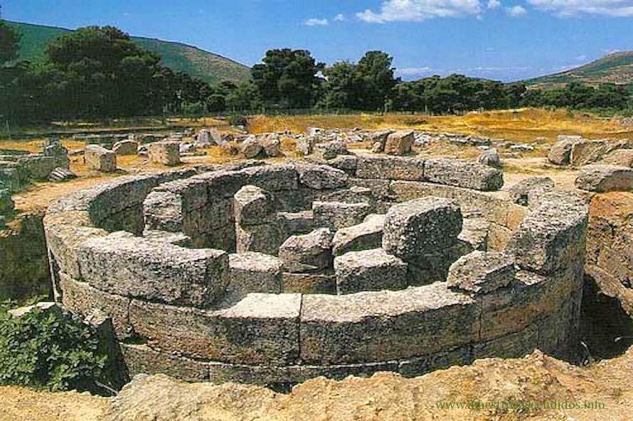 Templo de Ascclepio, Epidauro