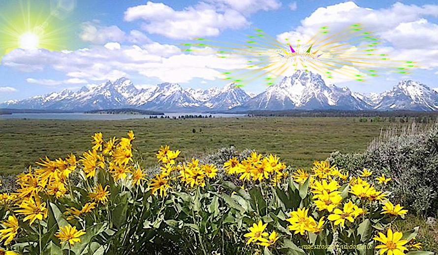 Cordillera del Royal Teton