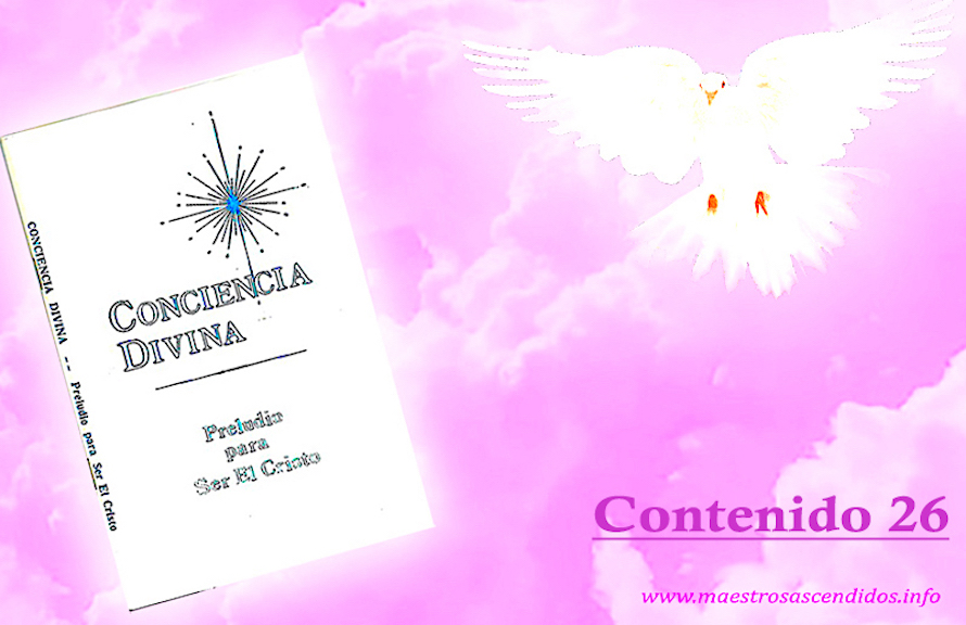 Conciencia Divina 26