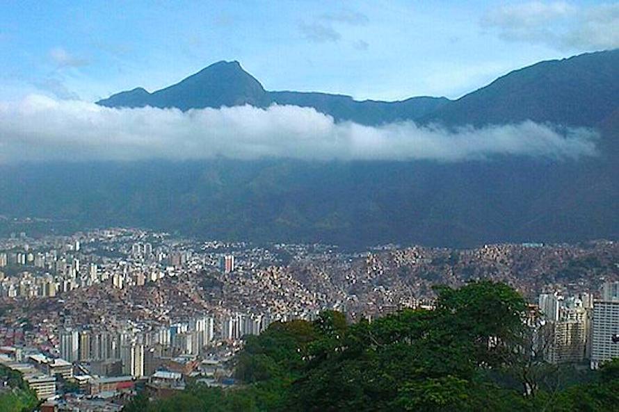 Mt Ávila