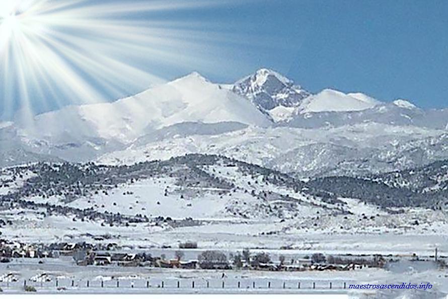 Mt Tabor, Montañas Rocosas, Estados Unidos