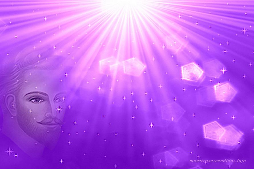 Maha Chohan - Llama Violeta