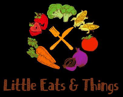 Little Eats & Things Homepage