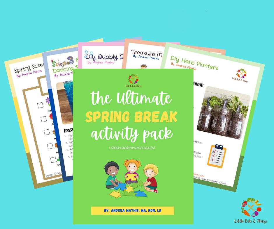 The ULTIMATE Spring Break Activity Pack