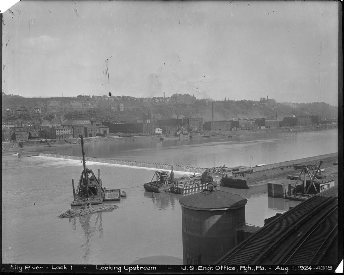 Allegheny River Lock