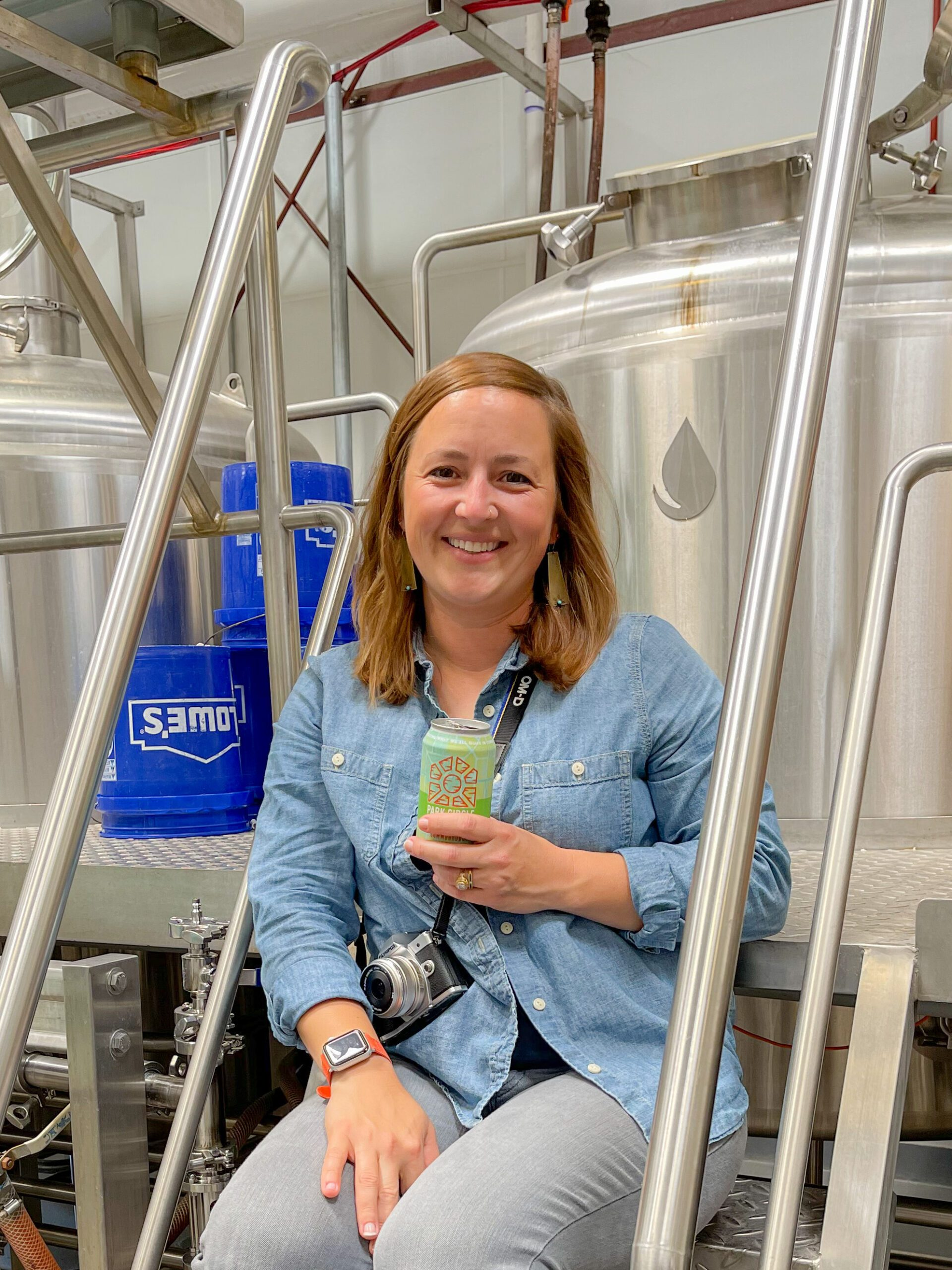 Brittany from Commonhouse Aleworks