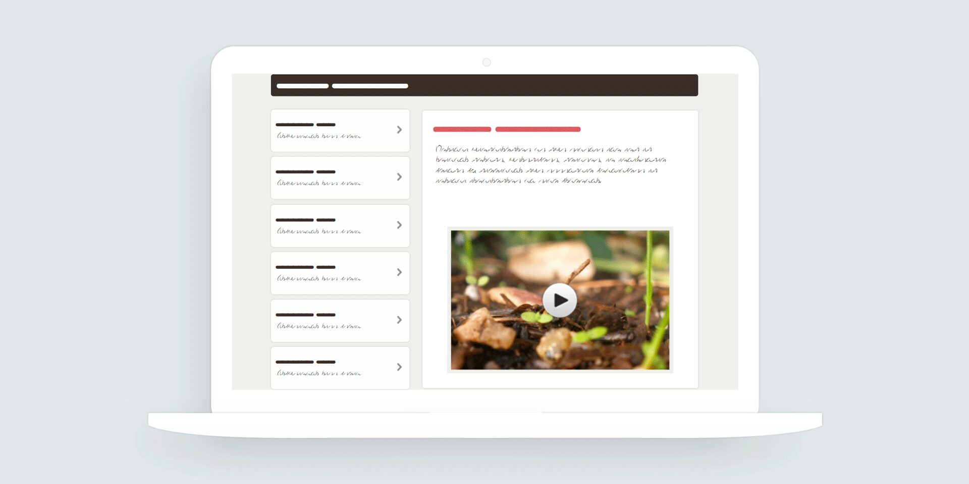 Storyline 360: Six Tabs Interactions