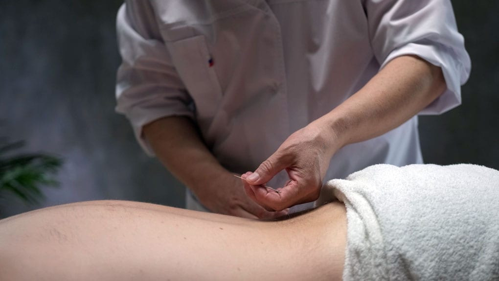 Treating Knotted & Painful Muscles – Dry Needling & Trigger Point Injections