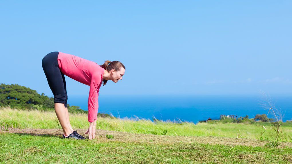 Hamstring Stretches for Back Pain Relief
