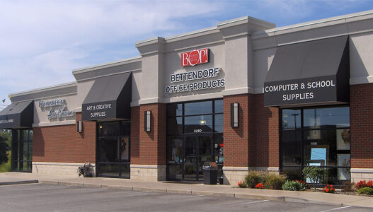 Bettendorf Office Products/Evergreen Art Works