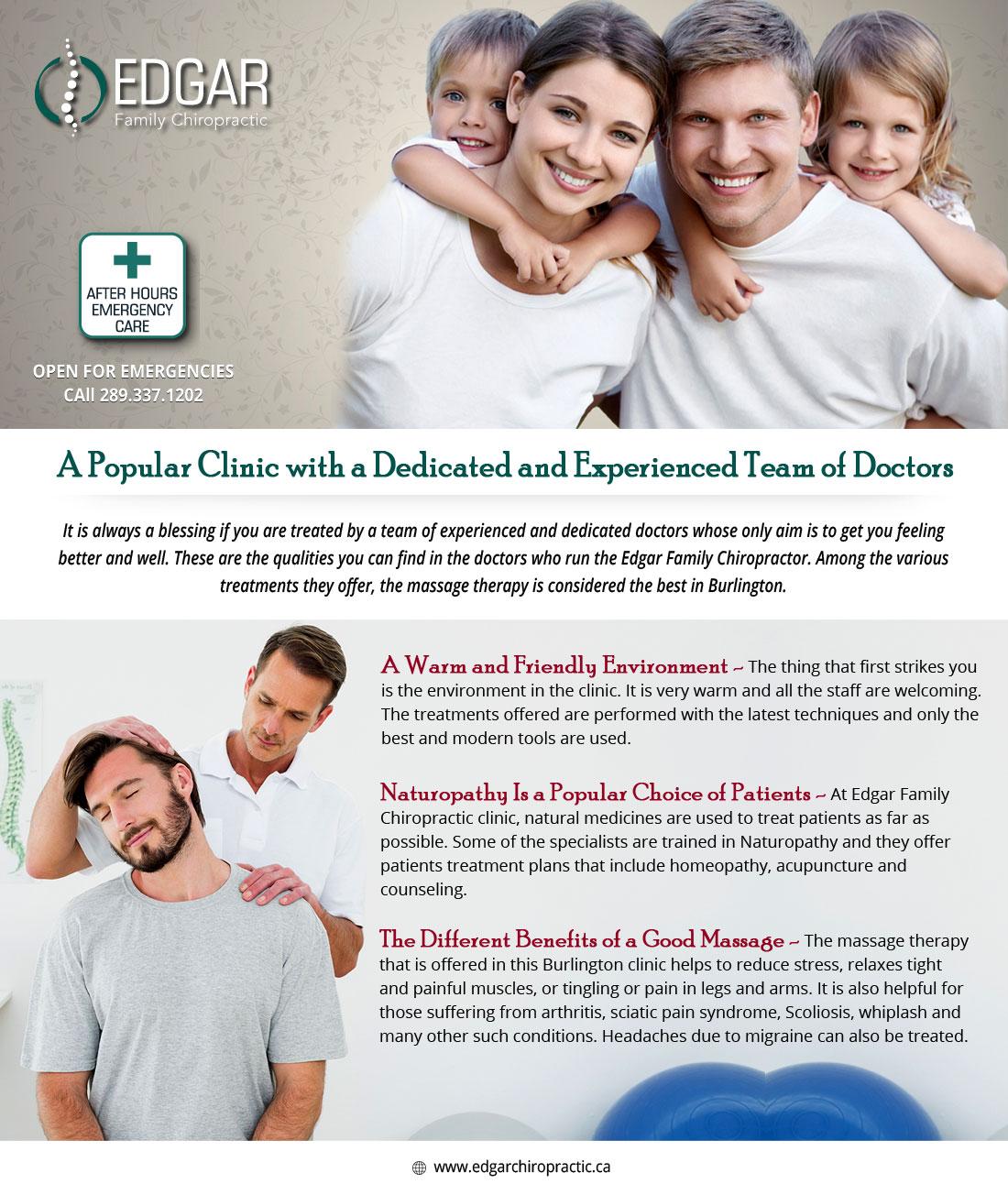 Chiropractic Clinic in Burlington