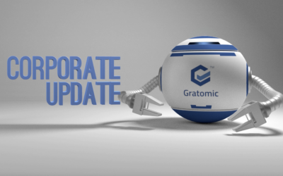 Gratomic Engages Hybrid Financial Ltd.