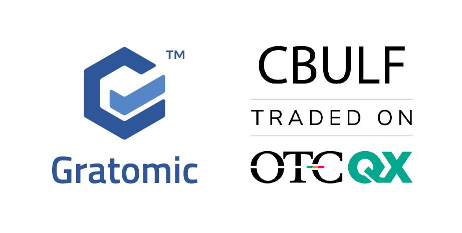 Gratomic Inc trading on OTCQX - CBULF