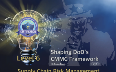 SHAPING DOD'S CMMC FRAMEWORK FOR THE SUPPLY CHAIN