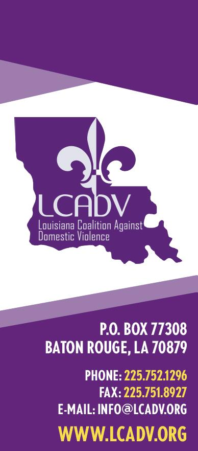 LCADV Brochure