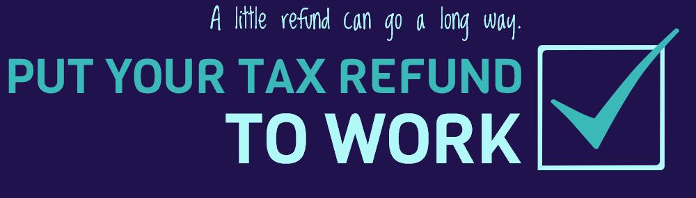 tax refund header 2016