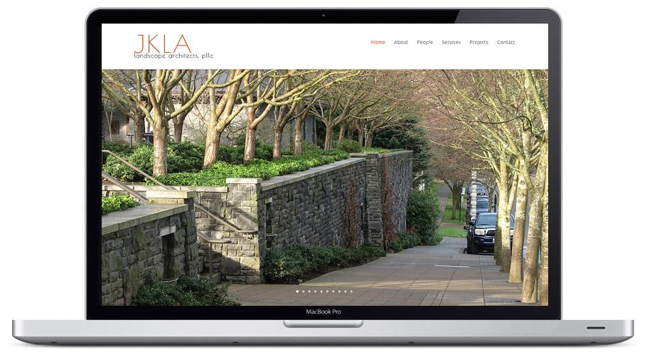 website design seattle - jkla