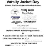 Varsity Jacket Day