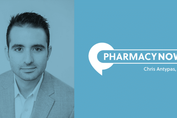 The Future of Pharmacy Chris Antypas