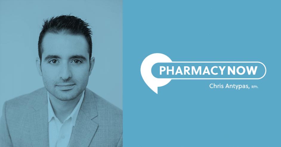 The Future of Pharmacy Chris Antypas