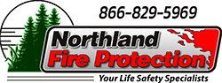 northland fire protection logo