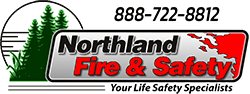 northland fire and safety logo
