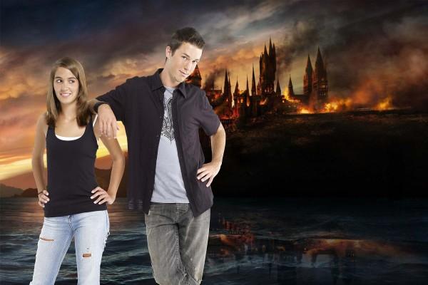 Hogwarts Burns