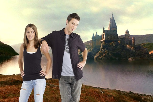 Hogwarts Daylight