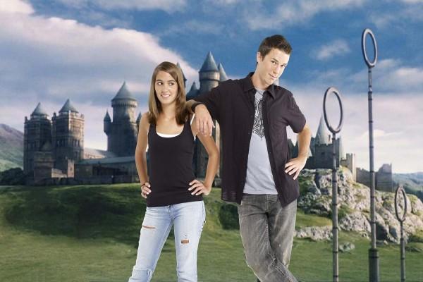 Quidditch Fields