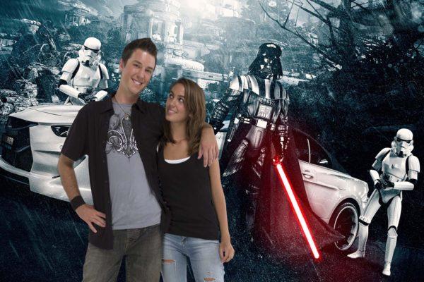 Vader's Entourage