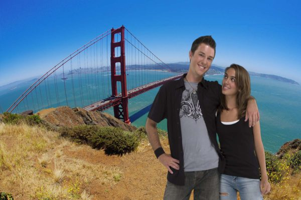 Golden Gate Wide Angle