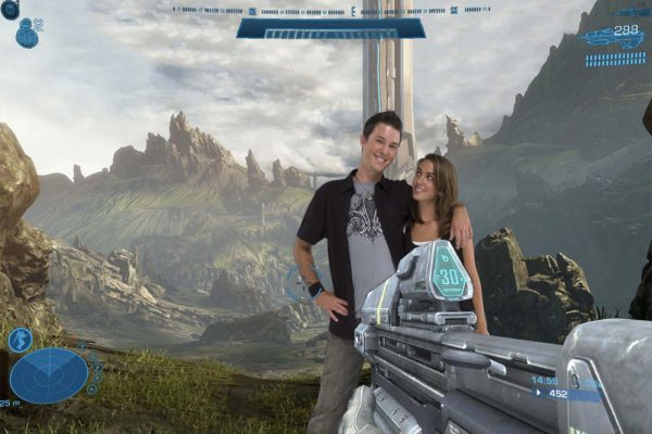 Halo Inside the Game