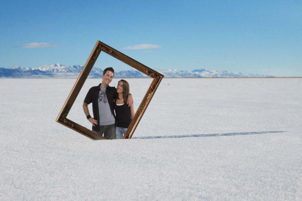 Abandoned Frame