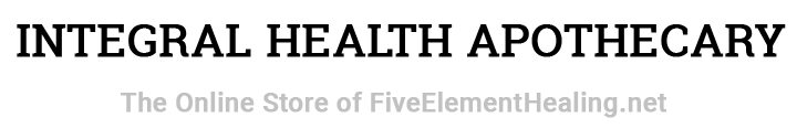 Integral-Health-Apothecary-the-online-store-of-FiveElementHealing.com-Graphic-Title