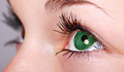 Woman-with-eyes-upturned