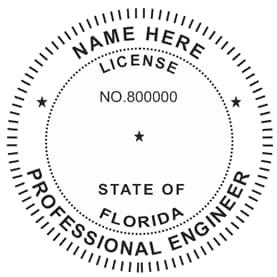 State of Florida Professional Engineer Award