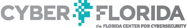 Cyber Florida: The Florida Center for Cybersecurity Logo
