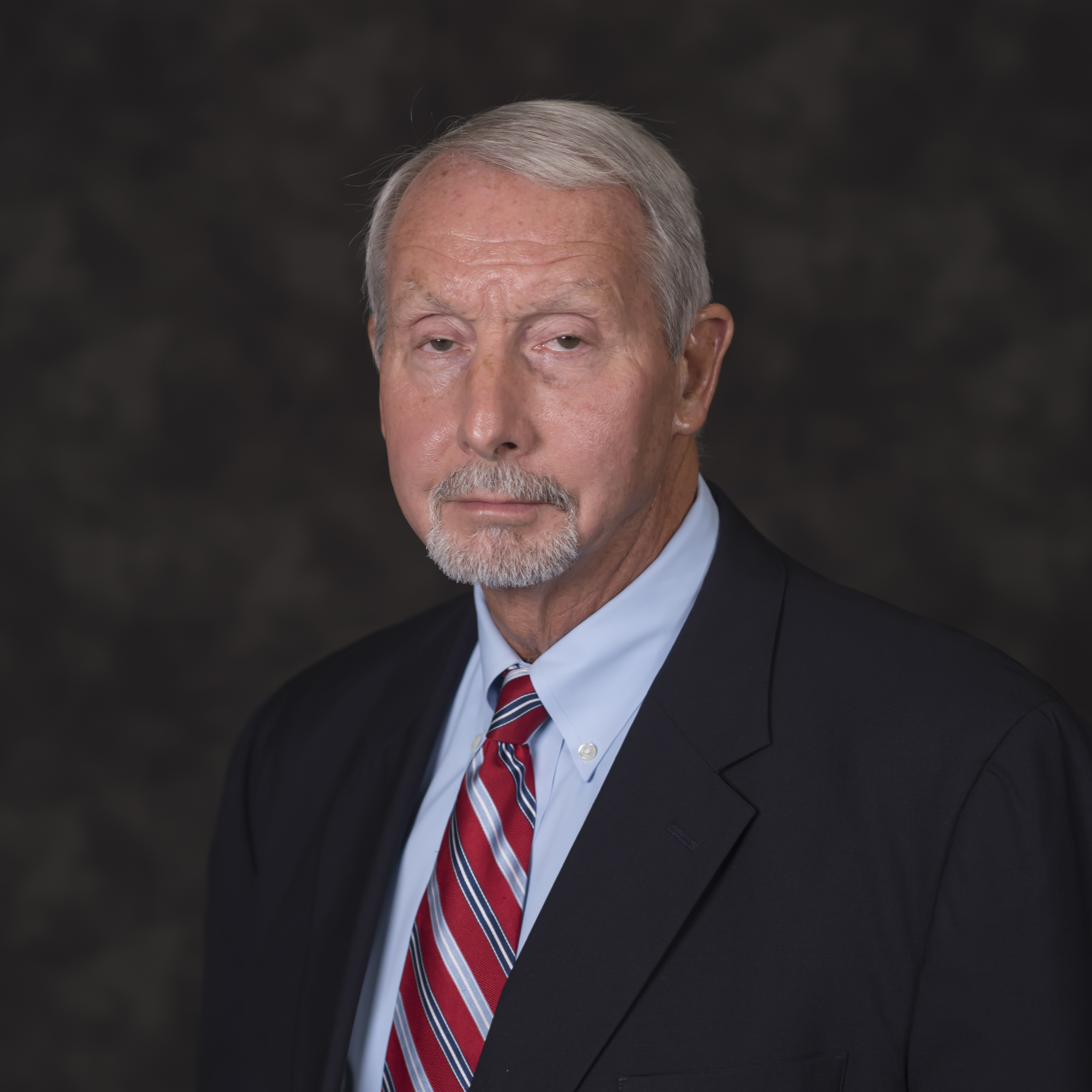 Photo of Dr. Ron Sanders