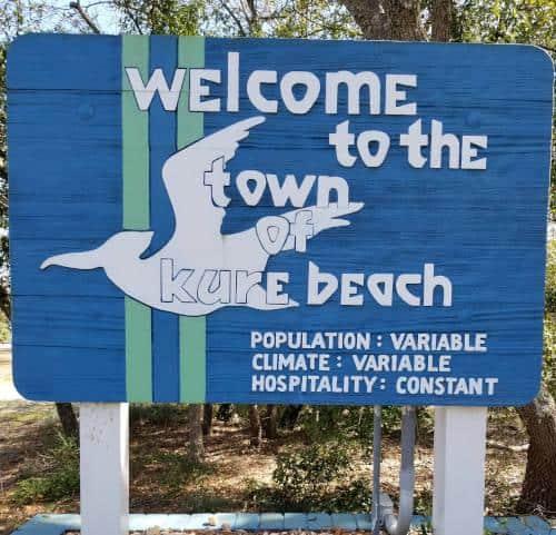 welcome-kure-beach