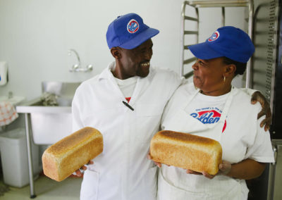 Yabonga Children's Project Bakery
