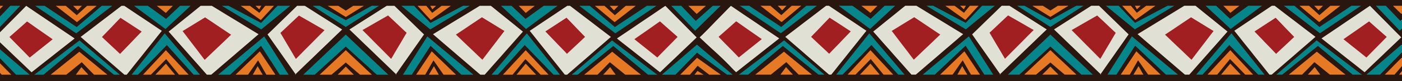 Illustration of African pattern