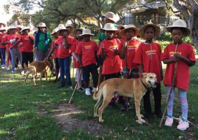 Yabonga Children's Project Camp
