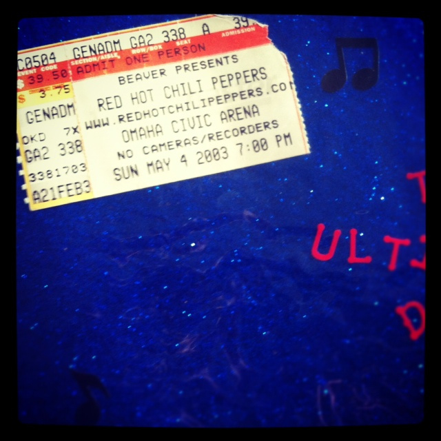 My Journey with the Red Hot Chili Peppers
