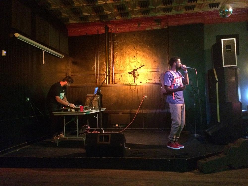 Op2mus Radiates Talent at OEAA Showcase