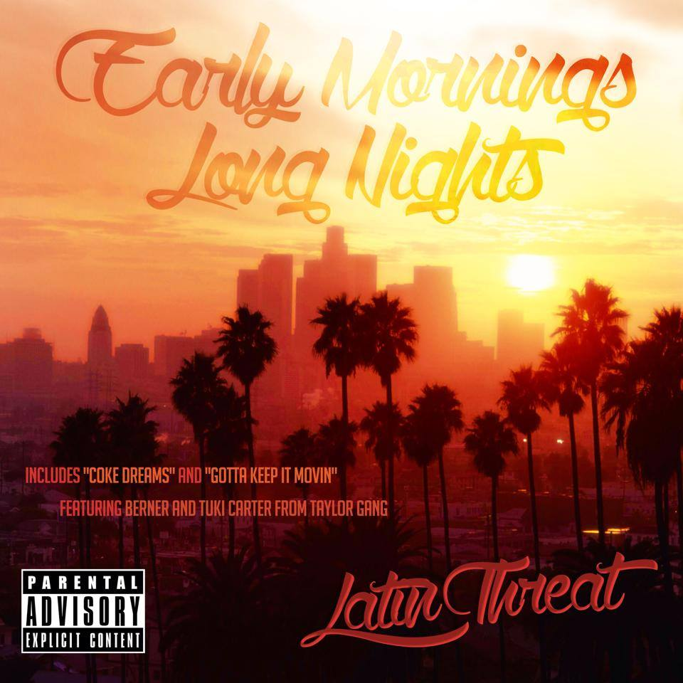 Talking Struggle Rap with Latin Threat